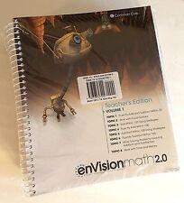Envision Math 2.0 Teacher Edition Package Grade 2 Homeschool 9780328827992