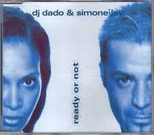DJ Dado & Simone Jay - Ready Or Not - CDM - 1998 - Eurohouse 6TR