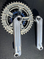Caramba USA RARE Double Barrel Crankset Not Kooka Ringle Grafton Cook Bros Yeti