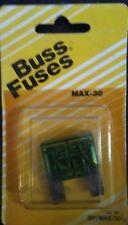BUSS FUSES BP/MAX 30