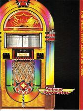 ROCK-OLA EC105 Jukebox CD-8 Bubbler Cabinet Master Key Rockola!