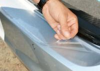 Ladekantenschutz für AUDI A3 8V1 Lackschutz Transparent Extra Stark 240µm
