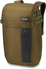 Dakine CONCOURSE 30L Mens Top Loader Backpack Bag Dark Olive Dobby NEW Sample