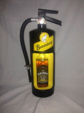 BUNDABERG RUM Fire Extinguisher ALCOHOL BOTTLE DIsplay Case-BUNDY MAN CAVE GIFTS