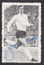 A&BC - Footballers (B&W) 1973 - # 27 David Nish - Derby