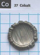 15 gram 99,83% Cobalt metal pellet element 27 sample