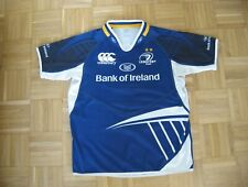 LEINSTER Rugby CCC Bank Of Ireland  shirt size L