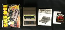 Grandstand Tabletop Arcade Game Cave Man In Box w/ Manual Tested Working