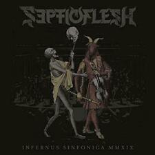 Infernus Sinfonica MMXIX live w orchestra 2 cd+ dvd SEPTIC FLESH LTD EDITION