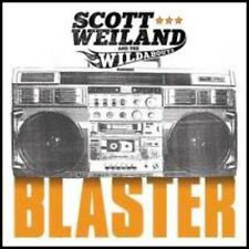 Scott Weiland - Blaster [New Vinyl] Colored Vinyl, Orange, Digital Download