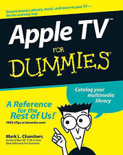 Apple TV For Dummies by Mark L. Chambers (Paperback, 2007)