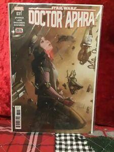2019 Marvel Comics Star Wars Doctor Aphra #013