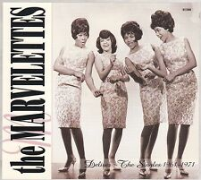 "MARVELETTES~""Deliver: The Singles"" ""FACTORY-NEW""~""SEALED""~2 CD SET"
