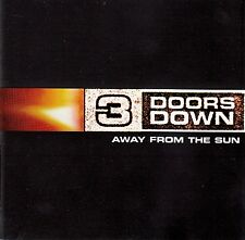 3 DOORS DOWN - AWAY FROM THE SUN / CD