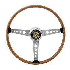 1967 Shelby GT350 Steering Wheel 1968-1973 Mustang W/ GT350 HORN BUTTON & SLEEVE