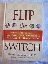 Flip the Switch by Leslie L. Cooper, Robert K. Coope... A4-3