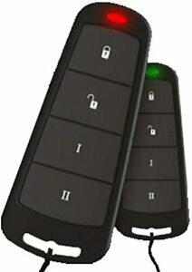 NEW BOXED Pyronix ENFORCER 4 Button two-way Wireless Keyfob with Status LED's