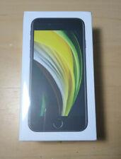 Apple iPhone SE 2nd Gen 2020 64GB  Black Unlocked A2296 (GSM) BRAND NEW UNOPENED