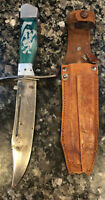 VINTAGE EXTREMELY RARE KOREAN WAR / KOREAN MADE KNIFE GRANDFATHER BROUGHT HOME