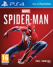 PS4 Marvel's Spider-Man - NUOVO SIGILLATO