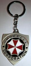 Resident evil Porte cles umbrella corporation large resident evil keychain