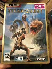 TITAN Quest Steelbook Case juego de PC completo-Envío Gratis