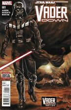Star Wars Comic Issue 1 Darth Vader Down Modern Age First Print 2016 Jason Aaron
