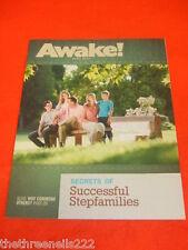 AWAKE! - SUCCESSFUL STEPFAMILIES - APRIL 2012