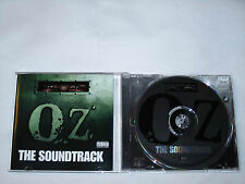 Oz -The Soundtrack [PA] (CD,2000, Avatar)HBO TV Series.Pharoahe Monch,Wu-Tang