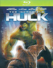 The Incredible Hulk (Blu-ray, 2008, FRENCH INCLUDED - No slipcover)