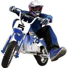 Kids Electric Motorcycle Ride On Dirt Bike Battery Powered Motocross Road Car MX