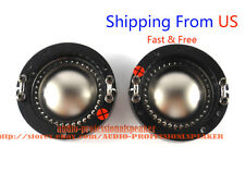 2PCS /LOT Diaphragm for JBL 2425J, 2426J, 2427J, 2420J 16 ohm From US