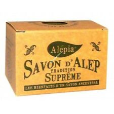 Savon d'ALEP TRADITION SUPREME ALEPIA 190 Gr