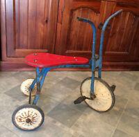 Rare Vintage Cyclops Tricycle
