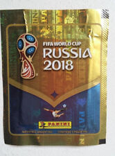 Panini 2018 FIFA WC World Cup Russia Sticker Packet ARGENTINIAN Edition Version
