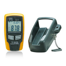 CEM DT-172 Temperature Humidity Hygrometer Data Logger with Display Monitor