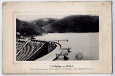 Urfttalsperre, Eifel, Germany / Deutschland vintage Embossed Postcard #1