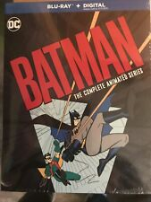 """Batman:The Complete Animated Series (DC) [New Blu-ray """"No"""" Digital Code )Sealed!"""