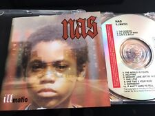 Nas ‎– Illmatic CD ALBUM
