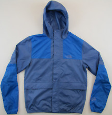 The North Face 1985 Mountain Jacket Seasonal Celebration lightweight blue mens M