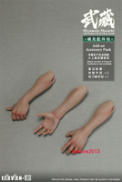 """Eleven X kai 1:6 Miyamoto Musashi 3pcs Add-on Hands Fit 12"""" Figure Body Presale"""