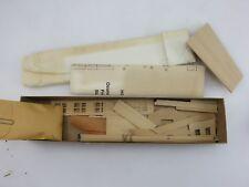 La Belle OCONMOWOC FREIGHT DEPOT STATION HO Scale Kit HO-64 UNBUILT Open Box