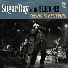 Sugar Ray & The Bluetones : Seeing Is Believing CD (2017) ***NEW***