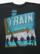 Train picasso at the wheel 2015 tour Small concert T-Shirt