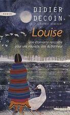 Louise.Didier DECOIN.Succès du livre D001