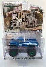 """Greenlight """"Above N Beyond"""" 1978 Ford F-250 Monster Truck 1/64 Chase Car 49040C"""