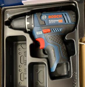 Bosch Professional GSR 12V-15 Cordless Drill/Driver