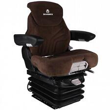 Grammer Air Suspension Seat For John Deere Tractor Cotton Picker Crawler