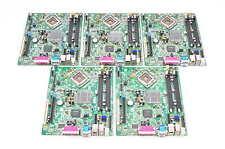 Lot of 5 Dell Optiplex 760 SFF Motherboard Socket LG775 M863N F373D