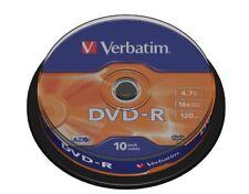 Verbatim Dvd-r Matt silver - DVDs Vierges